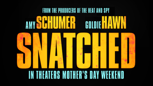 Amy Schumer and Goldie Hawn get #Snatched