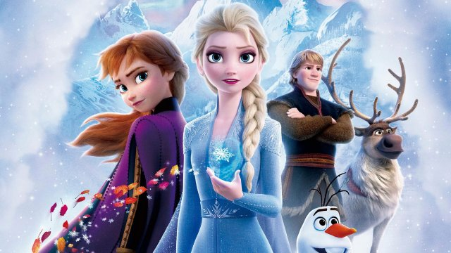 "Frozen 2 is ""bigger, bolder, and more epic."" Watch #Frozen2 November 21"