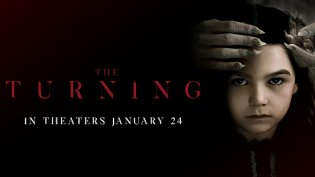 What is turning the children? Find out on January 24th #TheTurningMovie