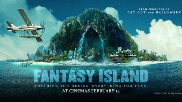 Find out where fantasy ends. Watch the #FantasyIslandMovie on 2/14