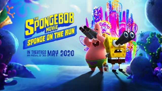 The search for Gary is on! #SpongeBobMovie starts May 2020
