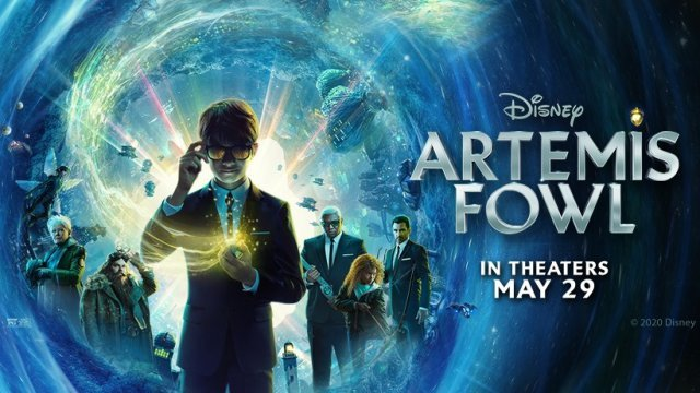 Remember the name. It's Fowl. #ArtemisFowl Coming Soon!